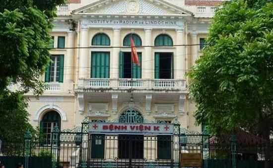 Bộ Y Tế yêu cầu cắt hợp đồng với điều dưỡng vi phạm ở viện K