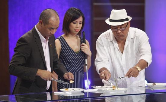 Vua đầu bếp Việt 2015: Giám khảo nổi giận vì bị thí sinh thách đố