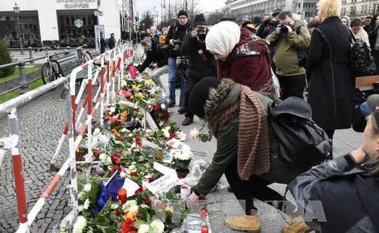 Khủng bố kinh hoàng tại Paris: Bỉ bắt nhiều đối tượng liên quan