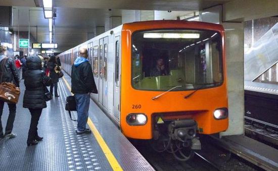 Cảnh báo khủng bố mức cao nhất, Bỉ đóng cửa tàu điện ngầm