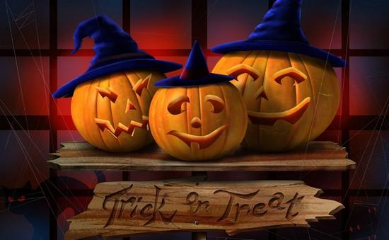 Sôi động phiên chợ Halloween tại thành phố Muskegon (Mỹ)