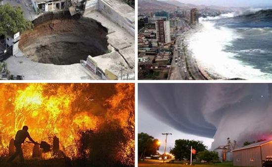 Thành lập nhóm V20 ứng phó biến đổi khí hậu