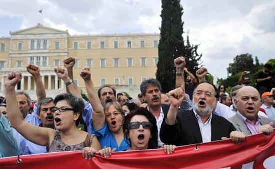 Hy Lạp: Kế hoạch yêu cầu cơ quan nhà nước giúp Chính phủ trả nợ khó thực thi?
