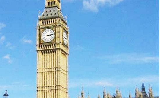 Tiếng chuông đồng hồ Big Ben trị giá 29 triệu Bảng Anh