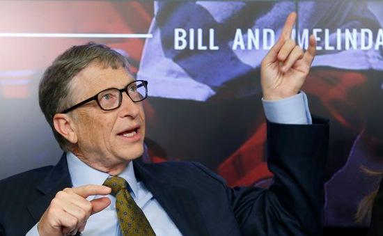 Bill Gates cam kết góp 7 tỷ USD vào Sáng kiến năng lượng đột phá