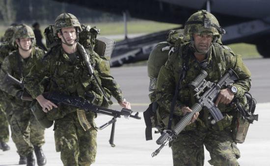 NATO sẵn sàng bảo vệ các nước vùng Baltic