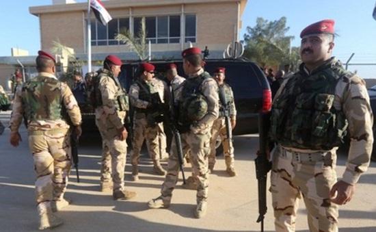 Iraq chiêu mộ thêm 10.000 người chống các phần tử cực đoan
