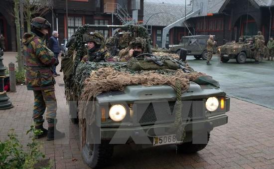 Bỉ kết thúc sứ mệnh quân sự tại Mali