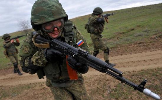 Tổng thống Nga tuyên bố không triển khai bộ binh ở Syria