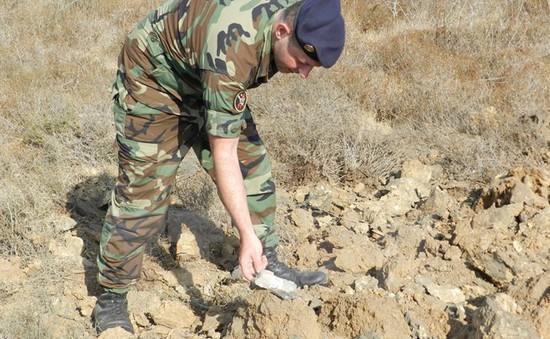 LHQ triển khai quân dọc biên giới Lebanon-Israel