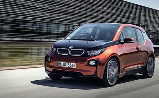 Dòng xe BMW i khởi đầu thành công
