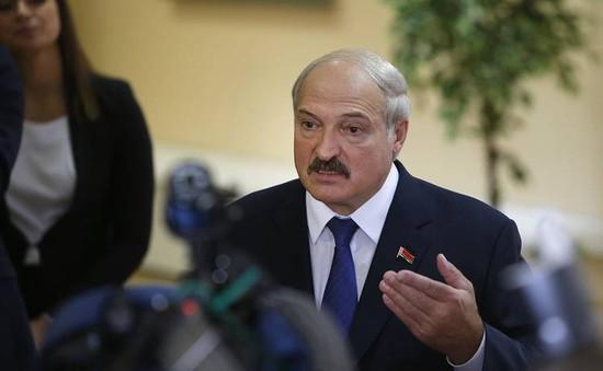 Ông Lukashenko chính thức tái đắc cử Tổng thống Belarus