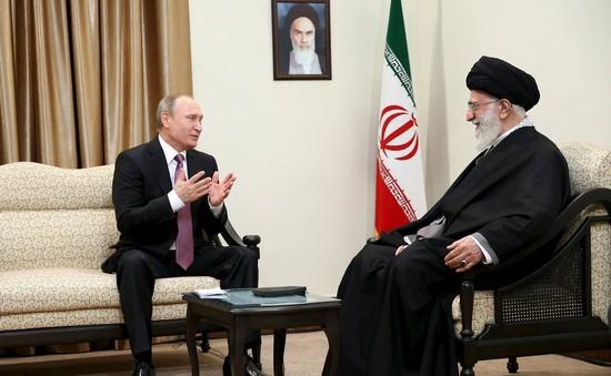 Bước chuyển lớn trong quan hệ Nga - Iran