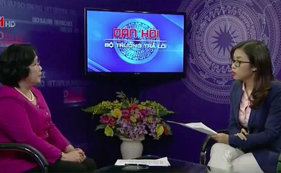 Bộ trưởng Phạm Thị Hải Chuyền: Từng bước nâng chuẩn nghèo của Việt Nam