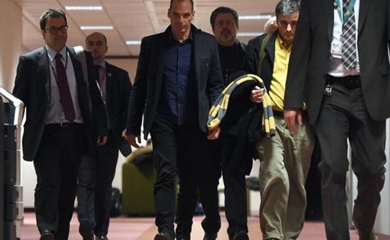 Khủng hoảng nợ Hy Lạp: Cuộc họp của Eurogroup kết thúc không có kết quả