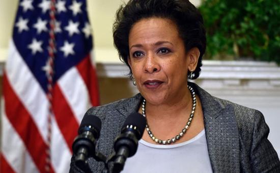 Mỹ có Bộ trưởng Tư pháp mới