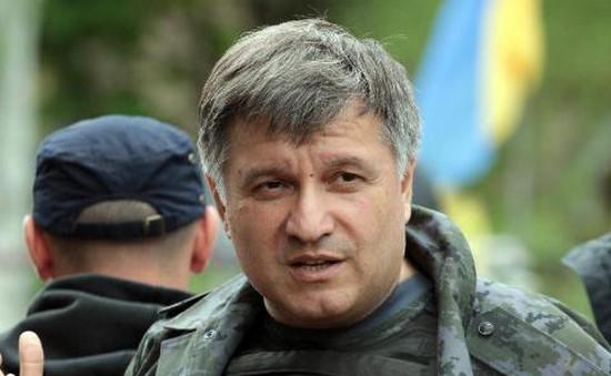 Bộ trưởng Nội vụ Ukraine đối mặt với nguy cơ bị bãi nhiệm