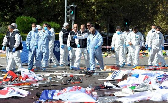 Tổng thống Thổ Nhĩ Kỳ yêu cầu điều tra đặc biệt vụ đánh bom ở Ankara