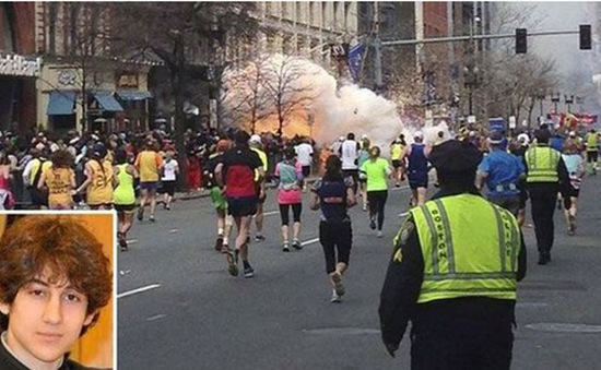 Kẻ đánh bom cuộc thi Boston Marathon bị tuyên án tử hình