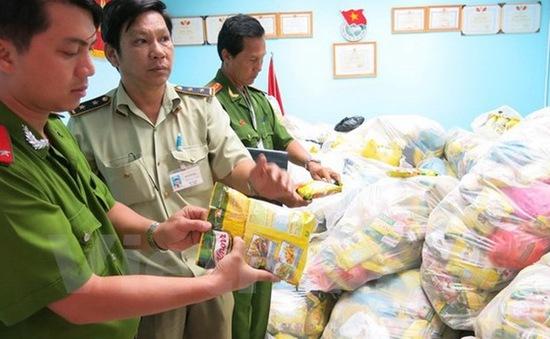 Đồng Nai: Lại phát hiện bột nêm Knorr giả trong quà Tết của công nhân