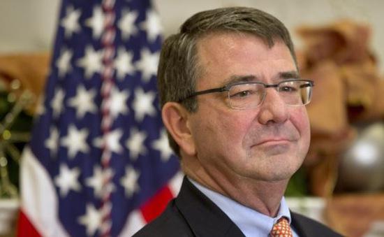 Tân Bộ trưởng Quốc phòng Mỹ tuyên thệ nhậm chức