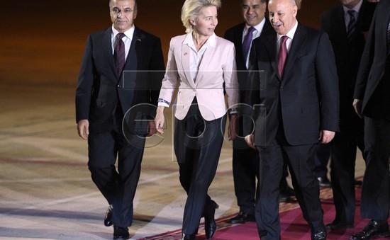 Đức, Iraq tăng cường hợp tác quốc phòng