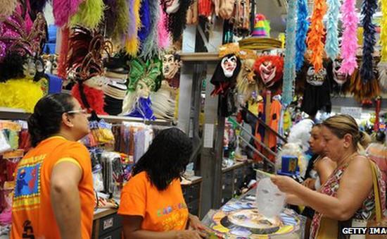 IMF dự báo Brazil sẽ ra khỏi danh sách 8 nền kinh tế lớn nhất thế giới