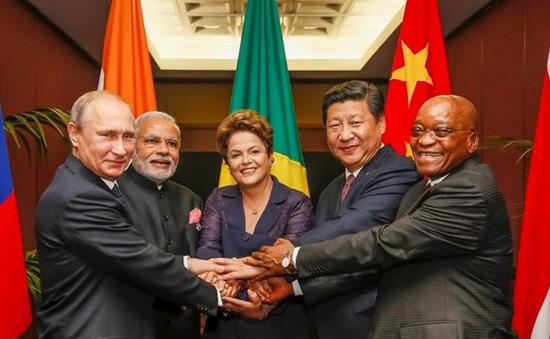 Ngân hàng Phát triển Mới của BRICS nhóm họp lần đầu