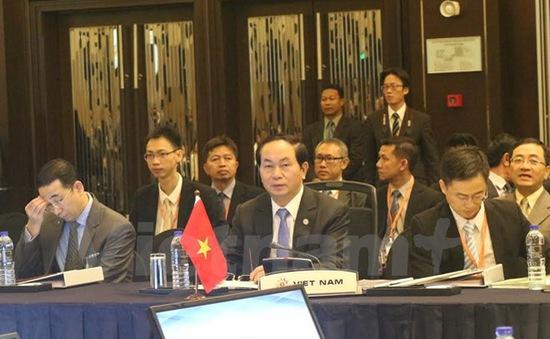 Hội nghị Bộ trưởng ASEAN+3 về phòng, chống tội phạm