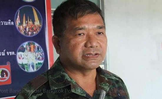 Tướng Thái Lan đối mặt với 13tội danh liên quan đến buôn người