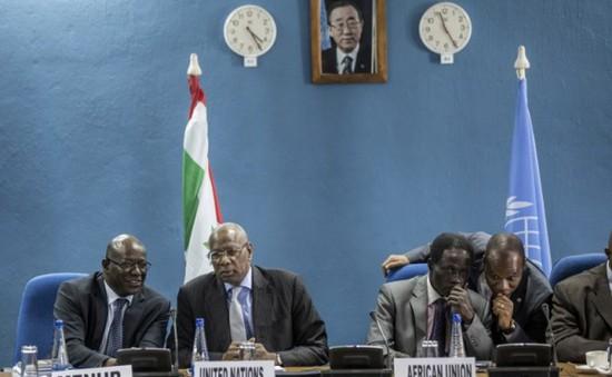 Chính phủ Burundi đề nghị nhà hòa giải LHQ từ nhiệm