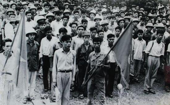 Thế hệ sinh viên xếp bút nghiên lên đường kháng chiến