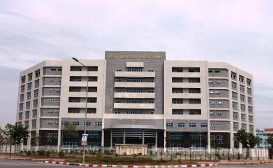 Khánh thành Bệnh viện Sản - Nhi Bắc Ninh