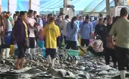 Thái Lan đối mặt với áp lực phải cải tổ ngành thủy sản