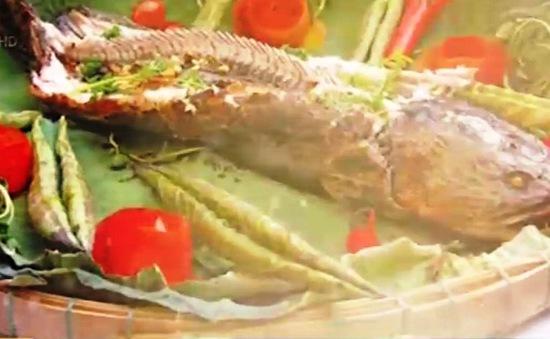Cá tiến vua - Món cá nổi tiếng của Tây Nguyên đại ngàn