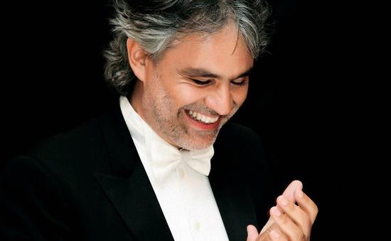 Danh ca khiếm thị Italia Andrea Bocelli ra mắt album mới