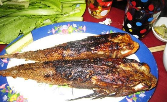 Cá kè nướng: Đặc sản vùng biển Nha Trang