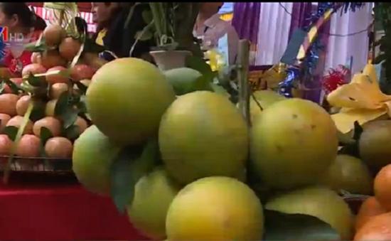 Lễ hội cam Cao Phong lần thứ nhất tiêu thụ gần 20 tấn cam