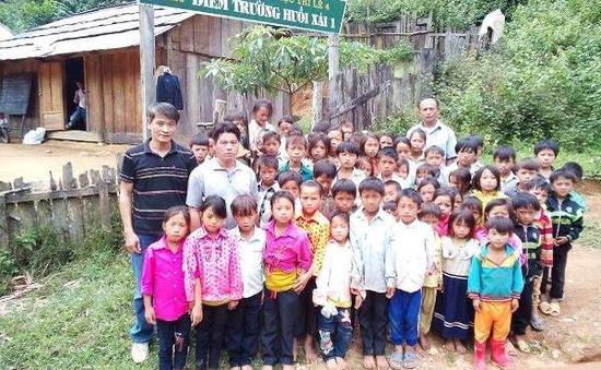 Tổ chức lễ tuyên dương, tri ân 64 giáo viên 'cắm bản'