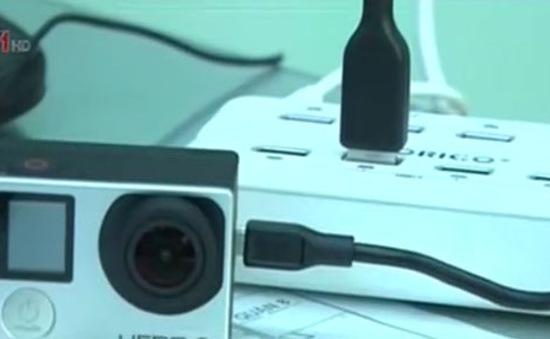 TP.HCM: Triển khai gắn camera cho lực lượng CSGT