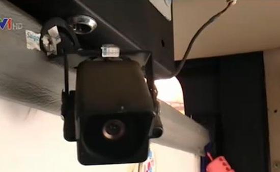 Có ít nhất 3 camera gắn trên xe bus