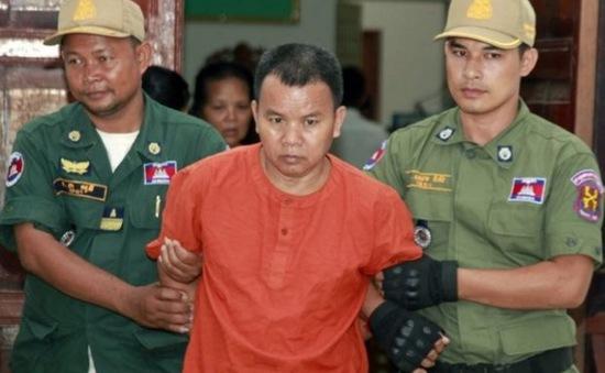 Tuyên án bác sĩ gây lây nhiễm HIV cho gần 300 người tại Campuchia