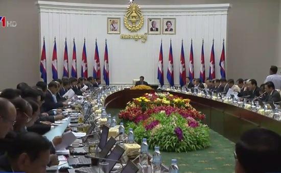 Campuchia xử lý nghiêm việc xuyên tạc bản đồ