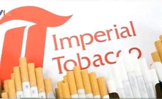 3 công ty thuốc lá ở Canada phải nộp phạt 12 tỷ USD