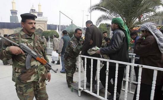 Tăng cường an ninh nhân dịp lễ Ashura của người Hồi giáo
