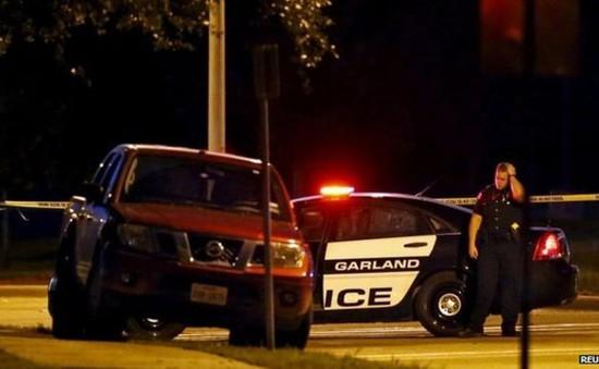 Mỹ: Nổ súng tại thành phố Garland