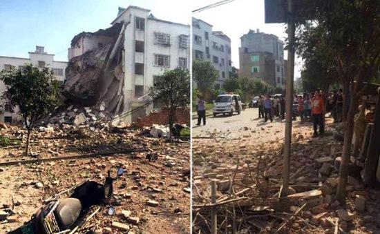 Vụ nổ ở miền Nam Trung Quốc: Cảnh sát xác định một nghi phạm