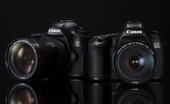 So sánh bộ đôi Canon EOS 5Ds và 5Ds R với chiếc 5D Mark III