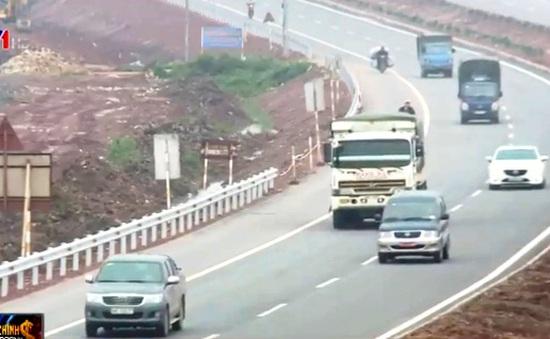 Cao tốc Hà Nội - Bắc Giang được khai thác sớm: Lợi đủ đường