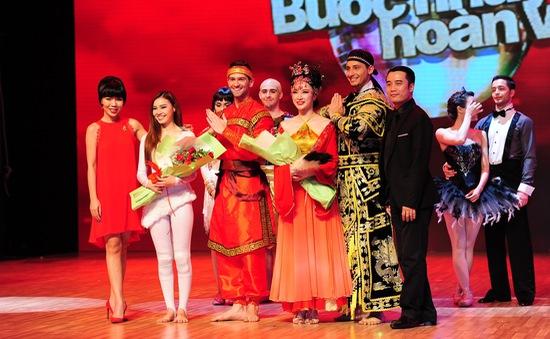 Bước nhảy hoàn vũ 2015: Lộ diện top 4 vào Chung kết